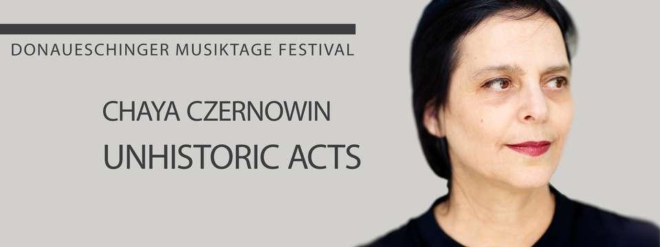 Oct 2021 - Czernowin