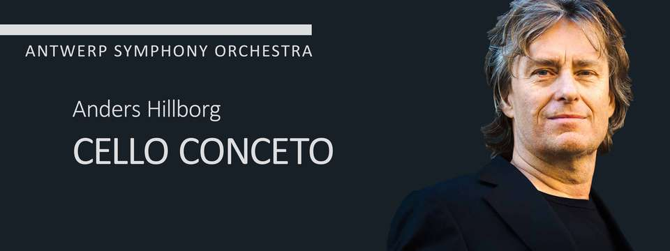 Hillborg - Cello Concerto