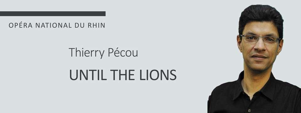 Pecou - Until the Lions