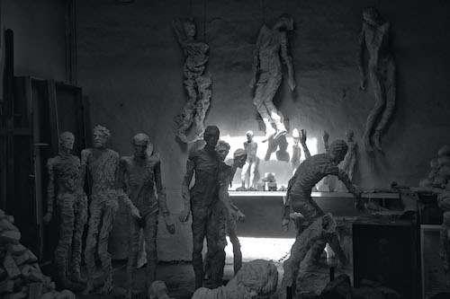Cairns's Sculpture Studio