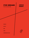 Adrian  Knight: Five Dreams for violin and piano