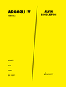 Alvin Singleton: Argoru IV for viola