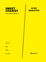 Alvin Singleton: Sweet Chariot for chamber ensemble