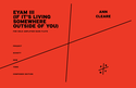 Ann Cleare: eyam iii (if it's living somewhere outside of you) for solo amplified bass flute