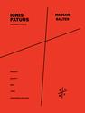 Marcos Balter: ignis fatuus for solo violin