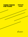 Bernard Rands: Three Pieces for Piano