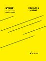 Douglas J. Cuomo: Kyrie for SATB chorus or men's chorus