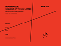 Erin Gee: Mouthpiece: Segment of the 4th Letter