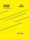 Fred Lerdahl: Fantasy Etudes for chamber ensemble
