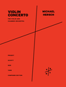 Michael Hersch: Violin Concerto for violin and chamber orchestra