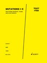 Vijay Iyer: Mutations I - X for string quartet, piano, and electronics