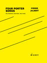 Pierre Jalbert: Four Porter Songs for soprano, baritone and piano based on the poetry of Christina Porter