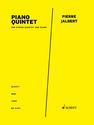 Pierre Jalbert: Piano Quintet