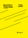 Pierre Jalbert: Relativity Variations