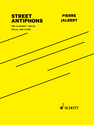 Pierre Jalbert: Street Antiphons for clarinet, violin, cello, and piano