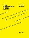 Pierre Jalbert: Two Character Pieces for solo tuba