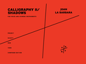 Joan La Barbara: Calligraphy II/Shadows for voice and Chinese instruments
