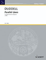 Joe Duddell: Parallel Lines for tuned percussion and piano