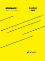 Kamran Ince: Asumani version for alto flute and cello