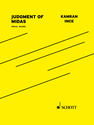 Kamran Ince: Judgment of Midas vocal score