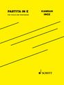 Kamran Ince: Partita in E