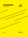 Lee Hoiby: Diversions for wind quintet