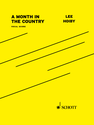 Lee Hoiby: A Month in the Country vocal score