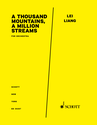 Lei Liang: A Thousand Mountains, A Million Streams for orchestra full score