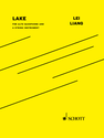 Lei Liang: Lake version for alto saxophone and a string instrument