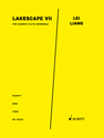Lei Liang: Lakescape VII for bamboo flute ensemble