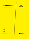 Lei Liang: Luminosity for contrabass solo