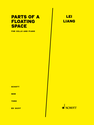 Lei Liang: Parts for a Floating Space version for cello and piano