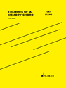 Lei Liang: Tremors of a Memory Chord full score