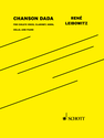 René Leibowitz: Chanson Dada, Op. 76/a three melodramas for child's voice, clarinet, horn, cello and piano