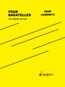 René Leibowitz: Four Bagatelles, Op.61