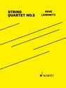 René Leibowitz: String Quartet No. 5, Op. 59