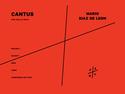 Mario Diaz de Leon: Cantus for solo cello