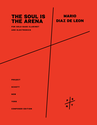 Mario Diaz de Leon: The Soul is the Arena for solo bass clarinet and electronics