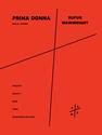 Rufus Wainwright: Prima Donna vocal score