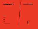 Richard Carrick: Harmonixity for saxophone quartet