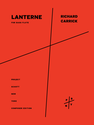 Richard Carrick: lanterne for bass flute