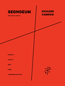 Richard Carrick: Seongeum for solo violin