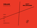 Scott Wollschleger: Violain for violin and viola