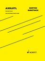 Morton Subotnick: Axolotl