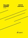 Morton Subotnick: Falling Leaves