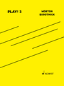 Morton Subotnick: Play! 3 video encore for solo pianist