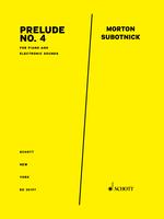 Morton Subotnick –A Listening Guide