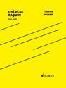 Tobias Picker: Thérèse Raquin vocal score