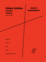 Rufus Wainwright: Prima Donna - Concert Version vocal score