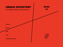 Wang Lu: Urban Inventory for chamber ensemble and electronics